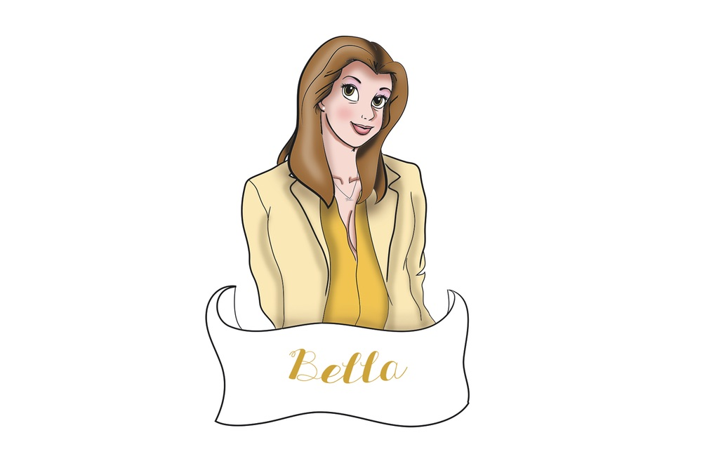 Así se conserva Bella con 42 años (Roberto Cruz)