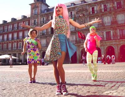 Hasta nunqui: así despide Chueca a Ana Botella