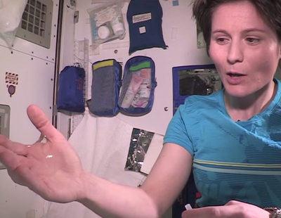 Higiene fuera de la Tierra: ¿Cómo se bañan los astronautas en el espacio?