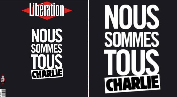 Portada 'Libération'