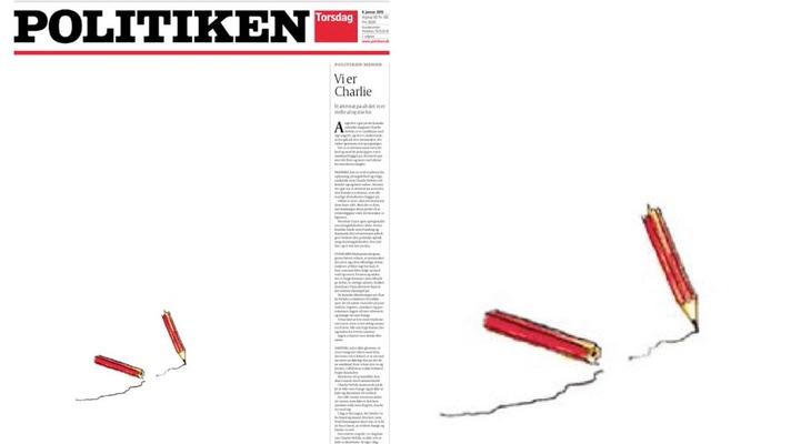Portada 'Politiken'