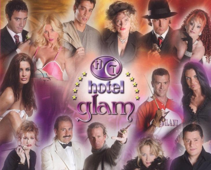 Hotel Glam reinventó la definición de glamour