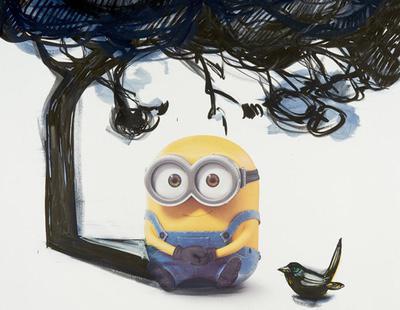 """Los Minions se dejan """"mangonear"""" por los famosos para Unicef"""