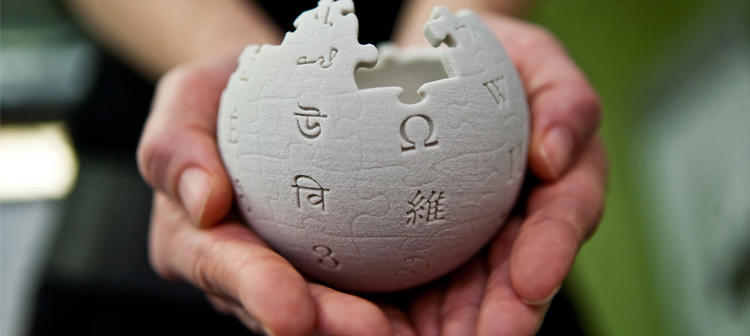 Wikipedia ha posibilitado que el conocimiento universal esté al alcance de todos