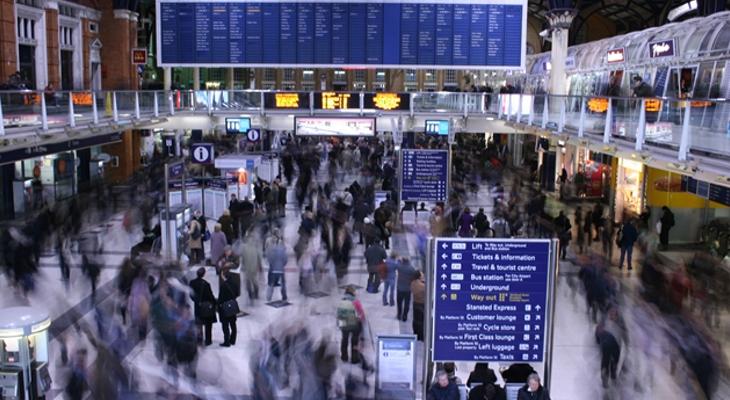 A diferencia de algunos países, el transporte público en Londres es crucial