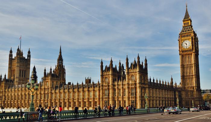 Disfruta de tu estancia en Londres lo máximo que puedas