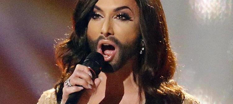 Conchita, transformista ganadora de Eurovision 2014