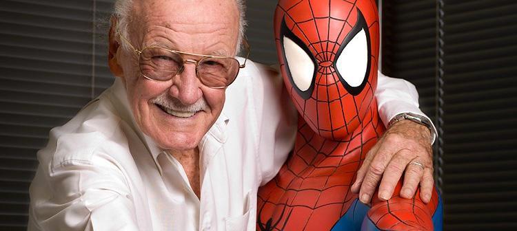 Stan Lee es el creador de personajes como Spiderman