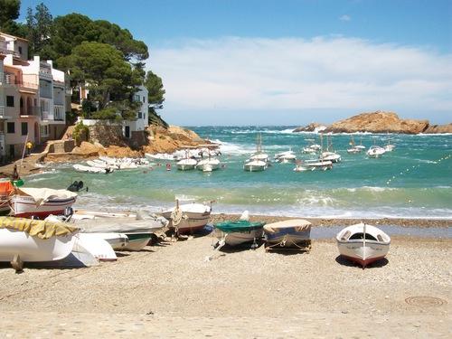 Playa de Catalunya