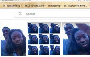Google Photos confunde a dos personas negras con gorilas