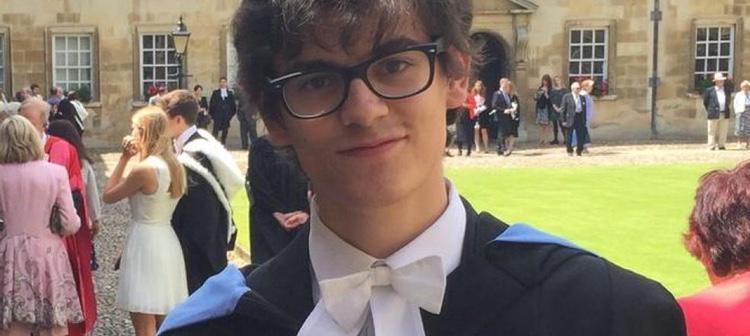 Boixeda, el español que es mejor alumno de matemáticas en Cambridge | Foto: El Confidencial