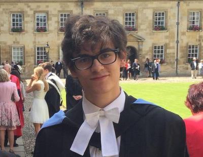 El mejor alumno en matemáticas de Cambridge es español