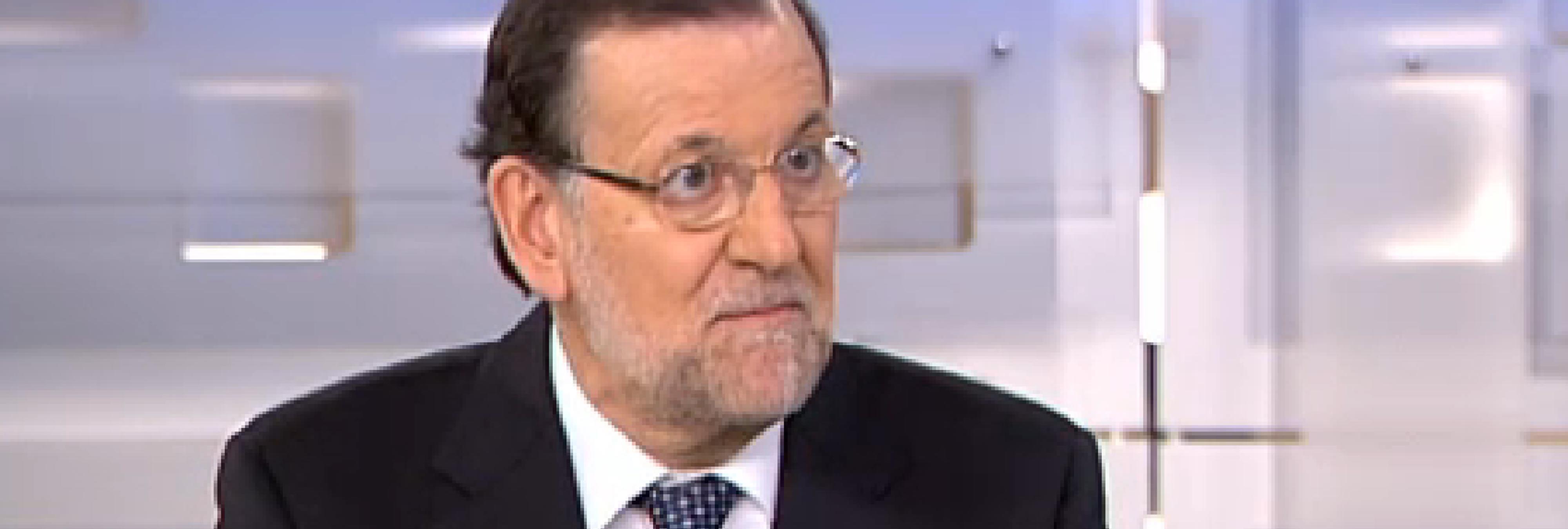 Rajoy dice que el 90% del PIB griego es una barbaridad. En España la deuda alcanzó el 98%