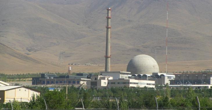 El desarrollo nuclear en Irán