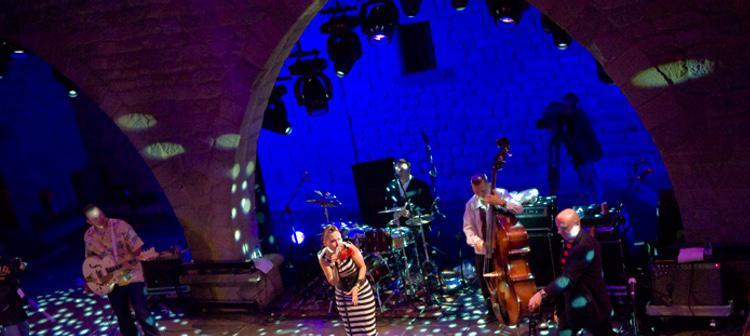 El festival Luna Lunera acogía conciertos a lo medieval (Foto: manerasdevivir.com)