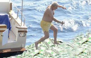 Los mejores memes del salto al agua de Rodrigo Rato