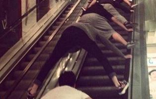 Los nuevos mecanismos de los chinos para evitar más muertes en las escaleras mecánicas