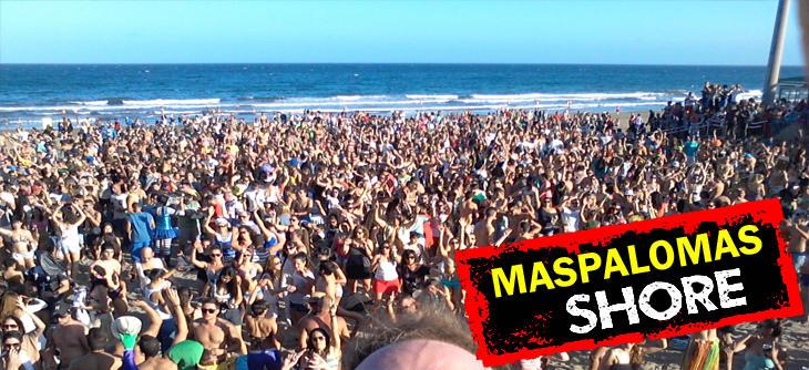 Maspalomas Shore
