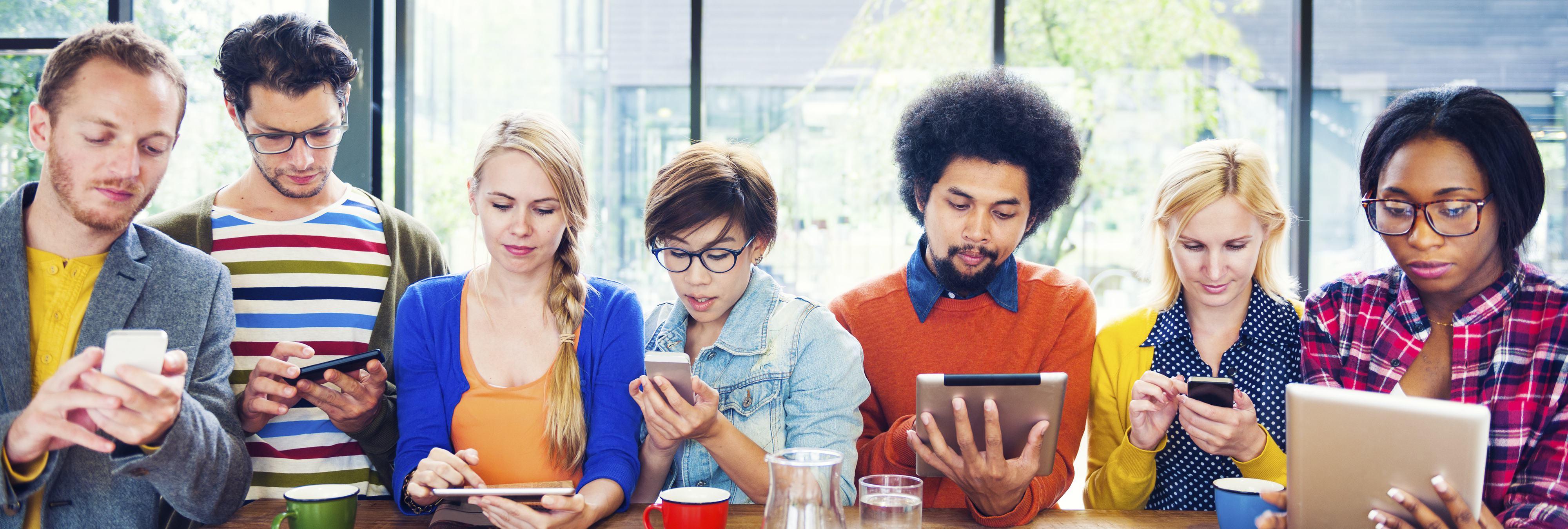 La tecnología no tiene la culpa de que tus amigos sean lerdos