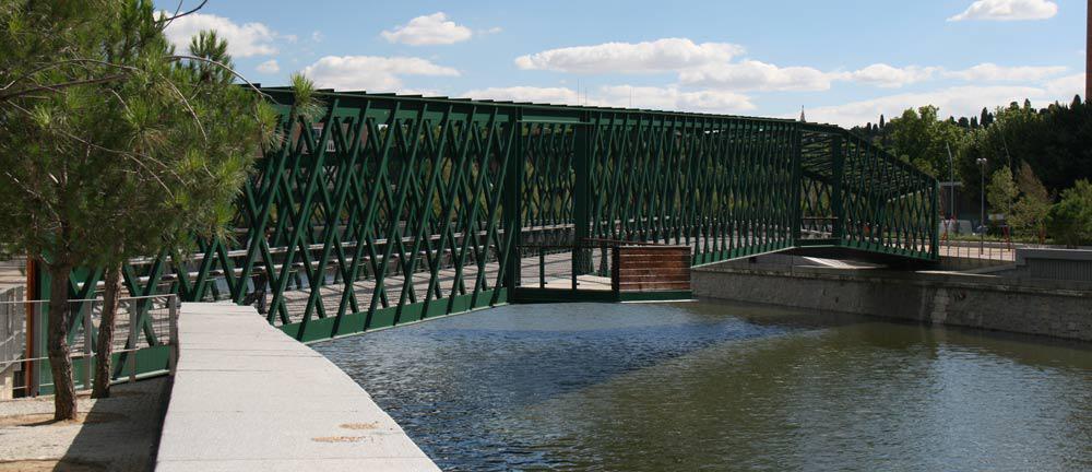Millones de euros invertidos en kilómetros de parque y puentes raros