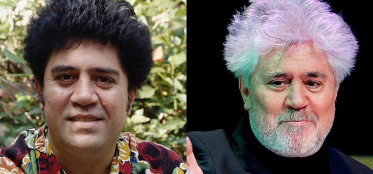 Pedro Almodóvar (1985) vs. Pedro Almodóvar (2015)