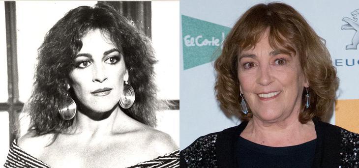 Carmen Maura (1987) vs. Carmen Maura (2016)