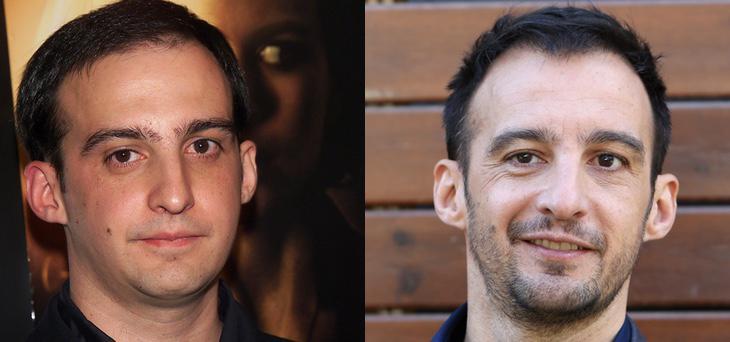Alejandro Amenábar (2001) vs. Alejandro Amenábar (2015)