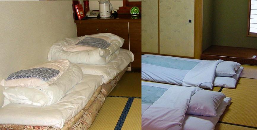 Futones: las primeras camas Transformer