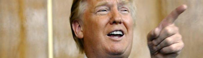 Donald Trump, la última adquisición de la política estadounidense