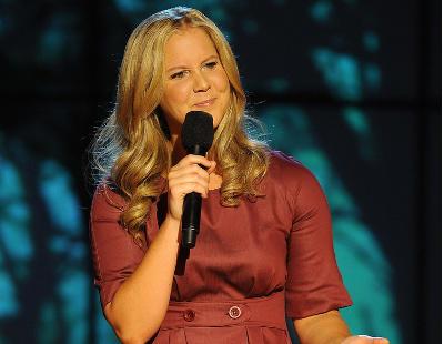 8 razones por las que Amy Schumer está hasta en la sopa