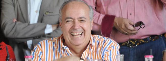 José Luis Moreno riéndose de todos nosotros