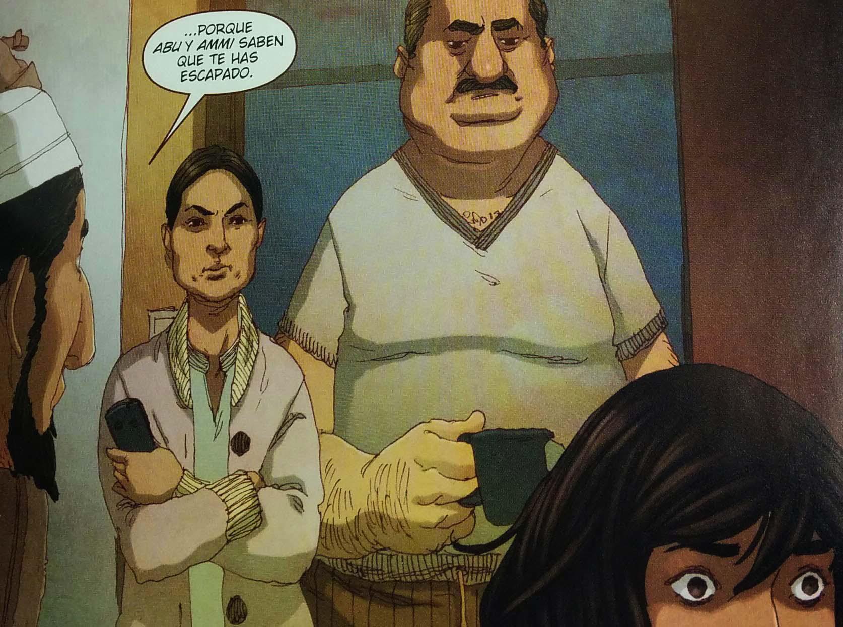 Los antagonistas por antonomasia de cualquier adolescente: sus padres