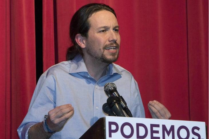 Pablo Iglesias y 'Los Desayunos de TVE'