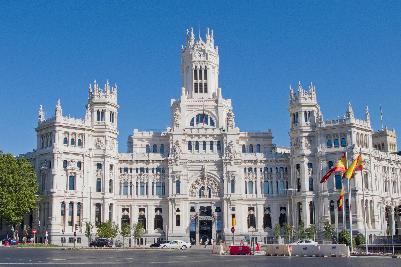 El traslado de la sede del Ayuntamiento de Madrid al Palacio de Cibeles costó más de 530 millones