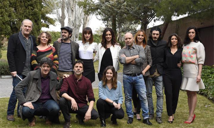 El elenco de Bajo Sospecha