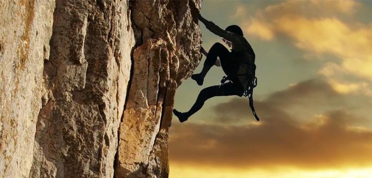 ¿Te atreves a escalar una montaña?