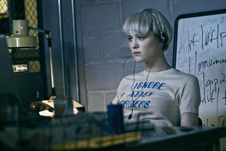 Mackenzie Davis en 'Halt and Catch Fire'