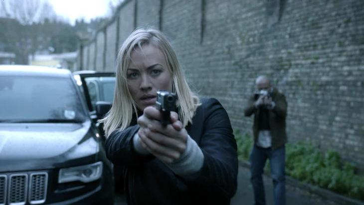 Yvonne Strahovski en '24: Live Another Day'