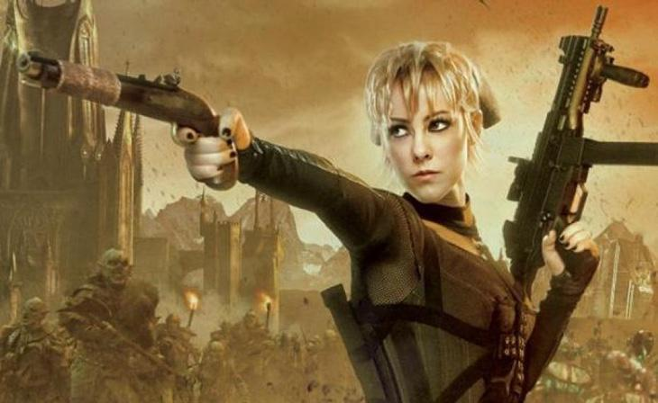 Jena Malone en 'Sucker Punch'