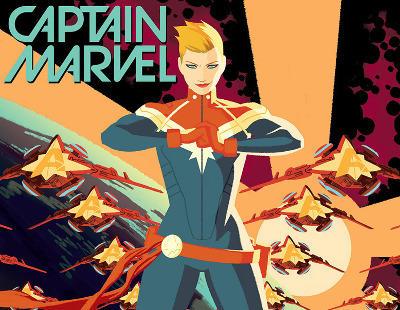 9 posibles heroínas para 'Captain Marvel'