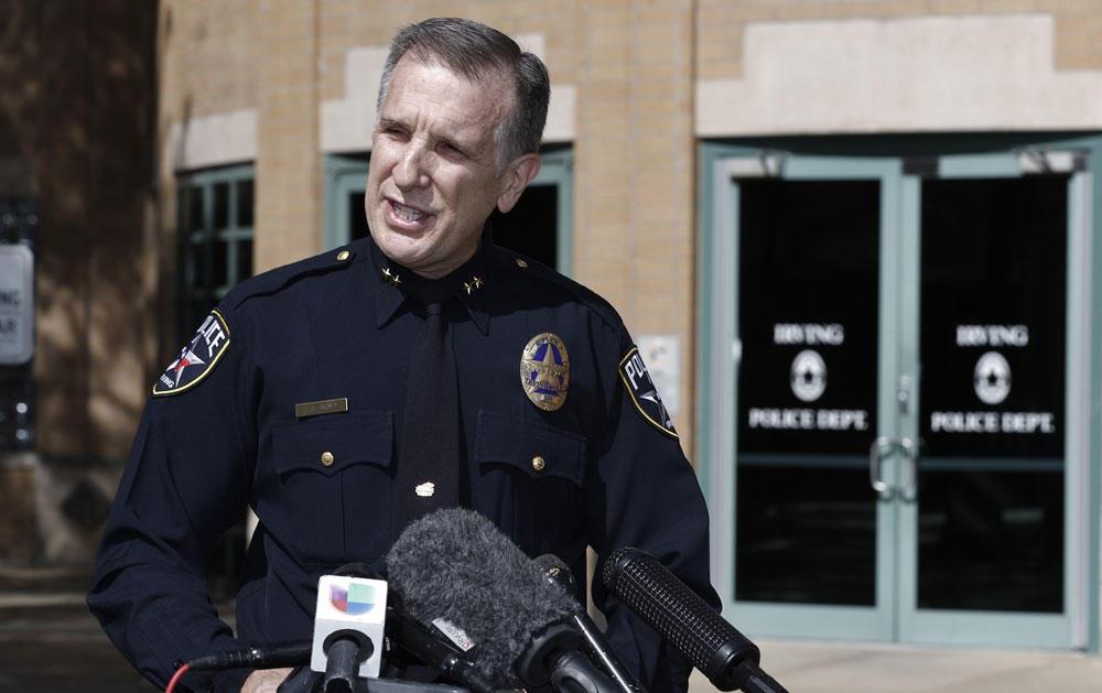 Policía diciendo que la Policía lo hizo todo bien