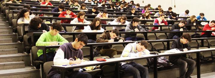Vuelven los exámenes