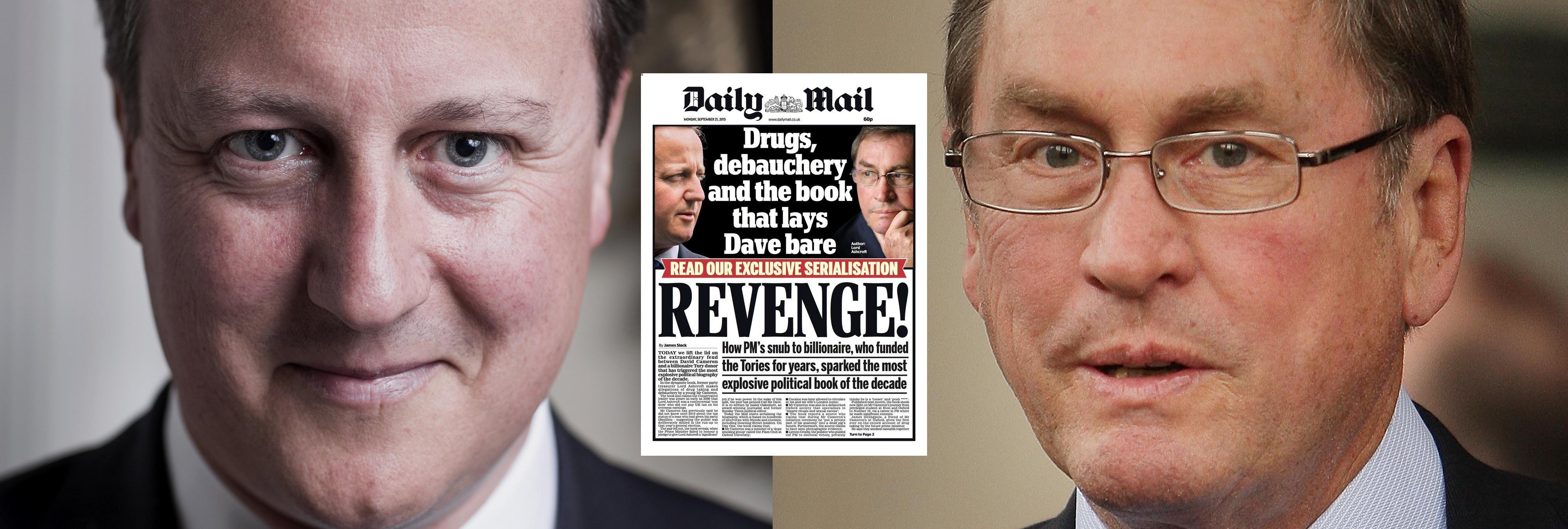 El escándalo sexual de David Cameron y el cerdo, paso a paso