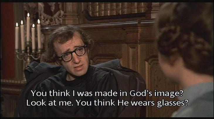 La última noche de Boris Grushenko (1975)