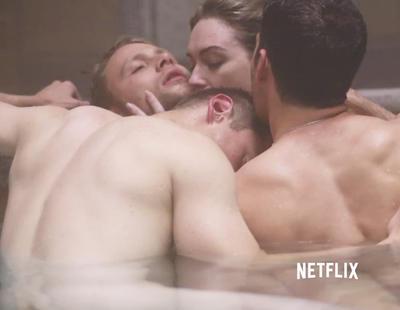 5 desnudos completos que podrás ver en las series de Netflix
