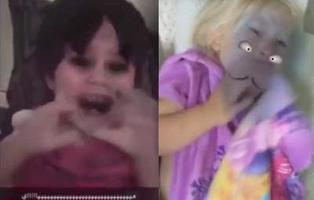 Padres asustan a sus hijos con Snapchat y su última actualización