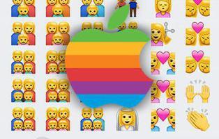 Rusia podría bloquear a Apple por sus emoticonos gays
