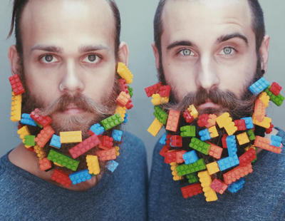 La última moda hipster es decorarse la barba