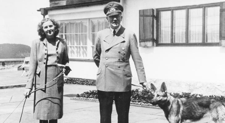 Estúpido y sensual Hitler