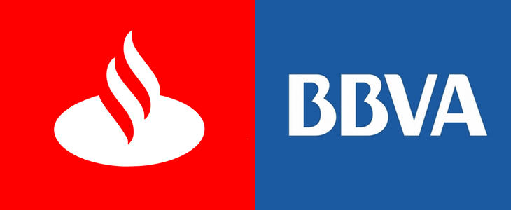 Banco y Santander se unieron a la comisión de 2 euros